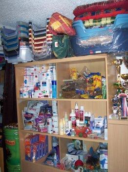přepravky, tašky, pelechy a polštáře